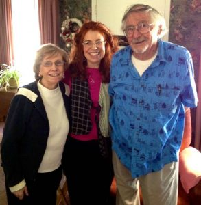 Pat, Cali & Bill Wyckoff